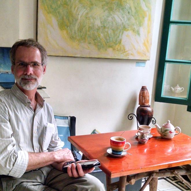 Hanoi portrait